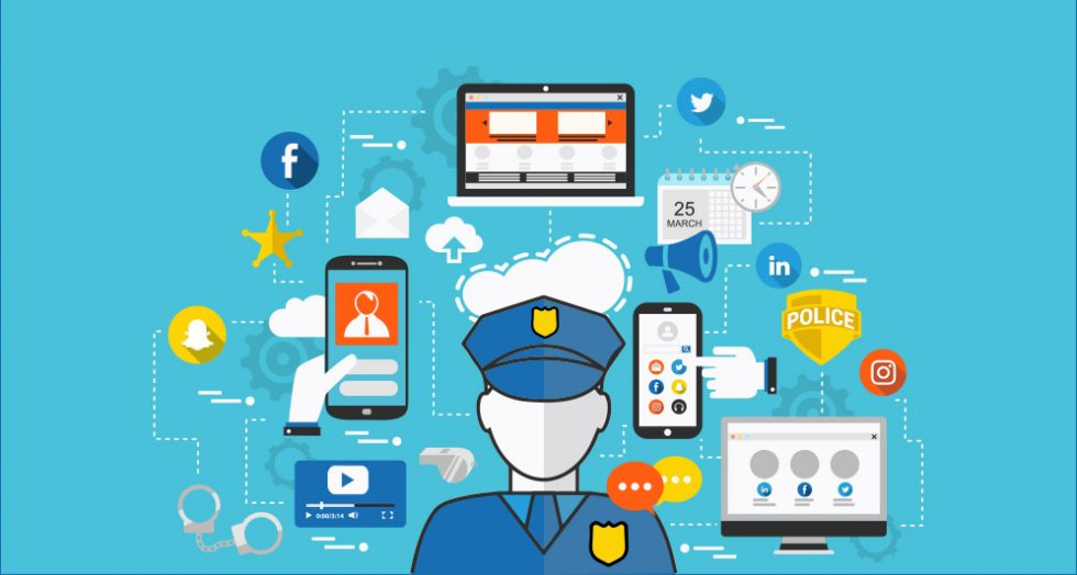 How Law Enforcement and First Responders Use Social Media