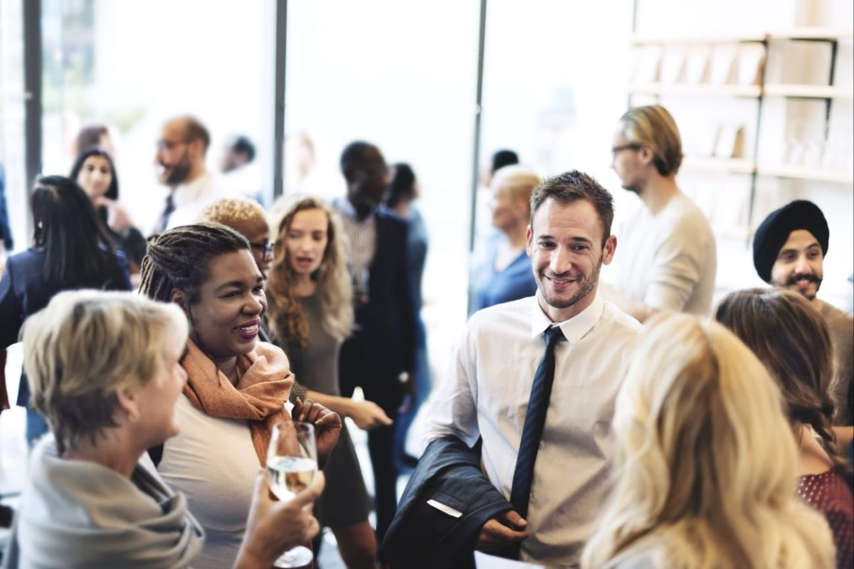Networking: Personal Brand Building and Professional Engagement for Government Contractors