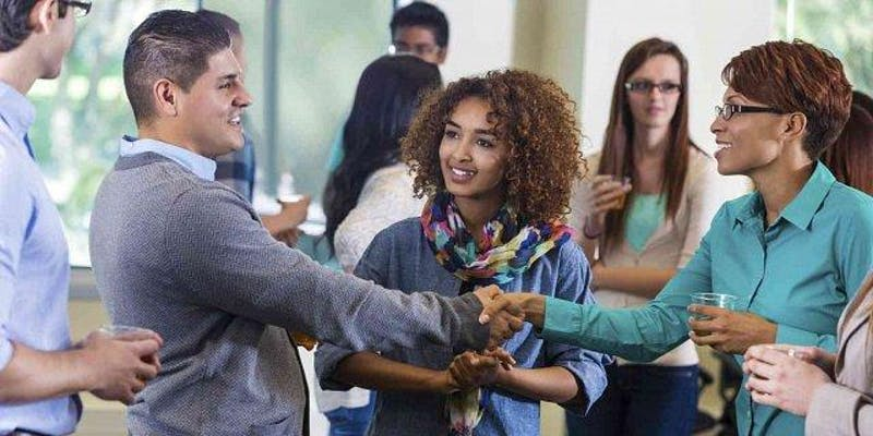 Networking 101: How To Network At Events and On LinkedIn (Classroom and Online)