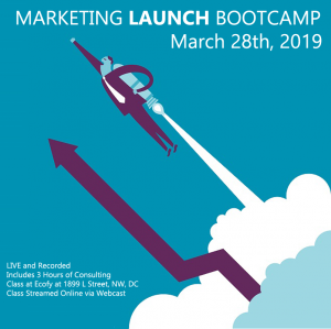 Marketing Launch Bootcamp - Catoctin College - March 28, 2019